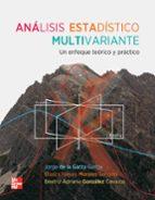 análisis estadístico multivariante 9786071508171