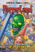 horrorland 4: el grito de la mascara perdida-r.l. stine-9788408087571