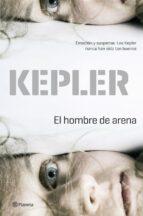 el hombre de arena lars kepler 9788408123071