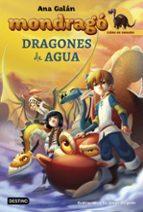 crias de dragon 3: dragones agua (mondrago) ana galan 9788408167471