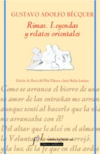 rimas: leyendas y relatos orientales gustavo adolfo becquer 9788415673071