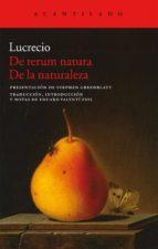 de rerum natura. de la naturaleza 9788415689171