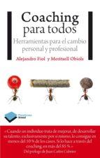 coaching para todos (ebook)-alejandro fiol-meritxell obiols-9788415880271