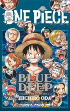 one piece guia nº 5:blue deep eiichiro oda 9788416090471