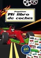pegatinas. mi libro de coches timo schumacher 9788416117871