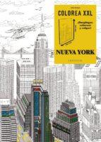 colorea xxl: nueva york 9788416124671