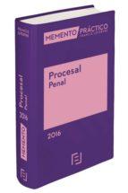 Memento procesal penal 2016 Audiolibros en inglés para descargar torrent gratis