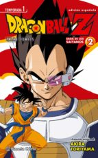 dragon ball z anime series saiyan nº02/05 akira toriyama 9788416308071