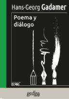 poema y dialogo-hans-georg gadamer-9788416572571