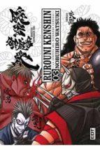 rurouni kenshin integral nº 3 (2ª ed.) nobuhiro watsuki 9788416986071