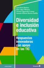 diversidad e inclusión educativa (ebook)-9788417219871