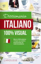 diccionario de italiano 100% visual-9788417273071