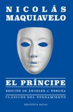 el principe nicolas maquiavelo 9788417408671