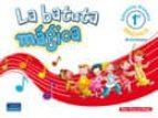 la batuta magica: musica. actividades  (1º educacion primaria)-pilar pascual mejia-9788420543871