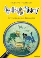 agatha mistery 6: el tesoro de las bermudas-sir steve stevenson-9788424641771