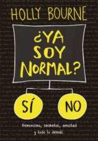 ¿ya soy normal? 9788424658571