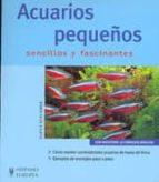 acuarios pequeños sencillos y fascinantes-ulrich schliewen-9788425516771