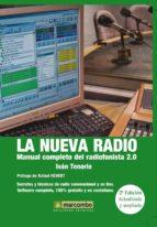 la nueva radio: manual completo del radiofonista 2.0-ivan tenorio-9788426717771