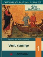 Descargue el archivo de libro electrónico gratuito Venid conmigo: guia del catequista