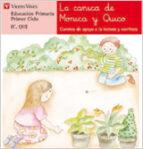 la canica de monica y kiko educacion primaria, 1 ciclo-ana fernandez buñuel-carmen rodriguez jordana-9788431629571