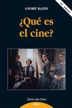 ¿que es el cine?-andre bazin-9788432111471
