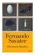 diccionario filosofico-fernando savater-9788434453371