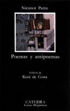 poemas y antipoemas nicanor parra 9788437607771