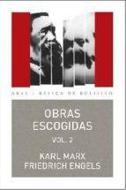 obras escogidas, vol. 2-karl marx-friedrich engels-9788446041771