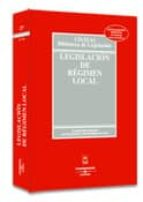 Legislacion del regimen local EPUB FB2 por Vv.aa.
