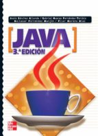 programacion con java (3ª ed.) jesus sanchez allende 9788448161071