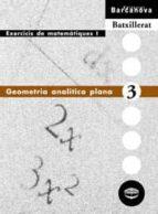 geometria analitica plana  (cataluña) 9788448913571