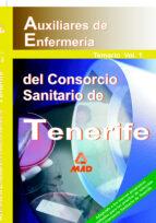 AUXILIARES DE ENFERMERIA DEL CONSORCIO SANITARIO DE ENFERMERIA. T EMARIO (VOL. I)
