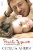 posdata: te quiero-cecelia ahern-9788466639071