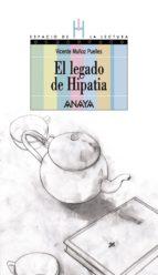 el legado de hipatia-v. muñoz puelles-9788466762571
