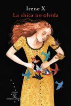 la chica no olvida (premio espasa es poesia 2018)-9788467053371
