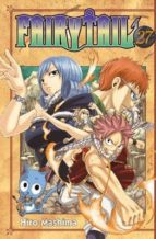 fairy tail (vol. 27) hiro mashima 9788467909371