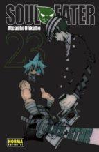 soul eater 23 atsushi ohkubo 9788467915471