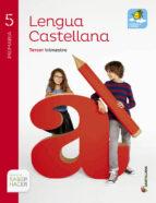 lengua 5 primaria castellano saber hacer-9788468010571