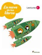 4º primaria  lecturas la nave de los libros ed12-9788468011271