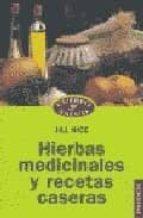 hierbas medicinales y recetas caseras-jill nice-9788475097671