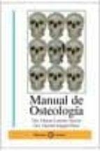 manual de osteologia marian lorente gascon maribel miguel perez 9788477681571