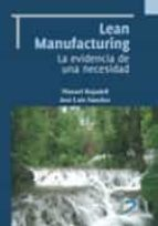 lean manufacturing 9788479789671