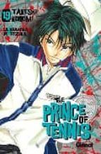 the prince of tennis nº 19 takeshi konomi 9788483575871