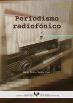periodismo radiofonico maria teresa santos diez 9788483735671