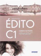 edito c1 exercices 2º bachillerato ed.18-9788490492871