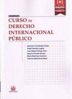 curso de derecho internacional publico-antonio f. fernandez tomas-9788490868171