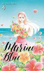 marine blue nº 04/04 ai yazawa 9788491461371