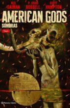 american gods sombras nº 01/09-neil gaiman-p. craig russell-9788491466871