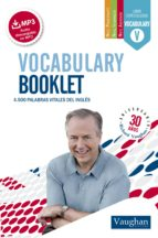 vocabulary booklet-9788492879571