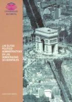las elites politico-administrativas en las democracias occidental es-laura roman masedo-9788495322371